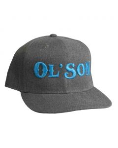 RT Ol Son Dark Heather Snapback