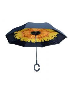 Topsy Turvy Umbrella Sunflowers