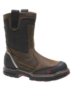 Wolverine Overman Steel Toe Waterproof Boots
