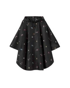 Joules Rain Cover-Up Gold Dogs