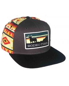 Rodeo Time Sunset Fiesta Hat