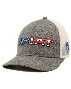 Ariat Hat Embroidered USA Flag
