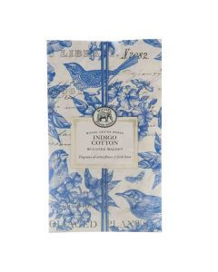 Indigo Cotton Scented Sachet