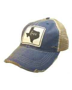 Texas State Royal Blue Hat