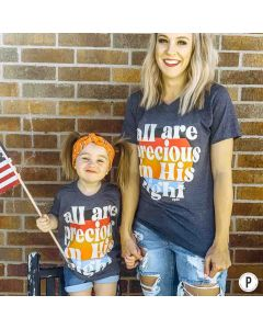 Kids All are Precious in His Sight Tee