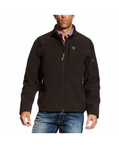 Ariat Mens Jacket Vernon Coffee