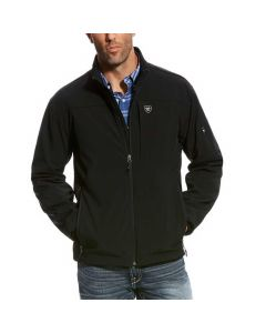 Ariat Mens Jacket Vernon Black