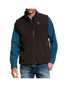 Ariat Mens Vernon Vest Coffee