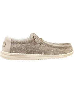 Hey Dude Wally Woven Beige