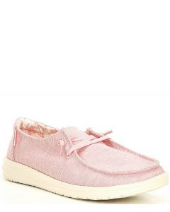 Hey Dude Wendy L Linen Pink
