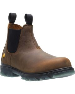 Wolverine Men's I-90 EPX Romeo Carbonmax Safety Toe Brown Boots