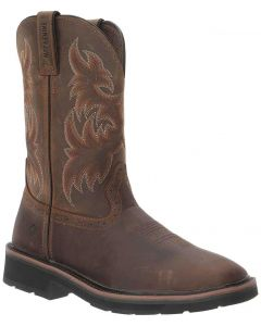 Wolverine Rancher Safety-Toe Work Boots