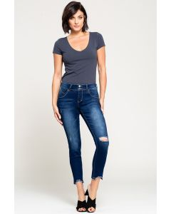 Royalty Ankle Jeans RT DB S789