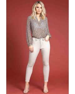 Royalty HR Ankle Jeans CobStone
