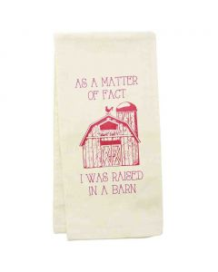wit! Hand Towels Barn
