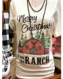 Yellowstone Christmas T-Shirt