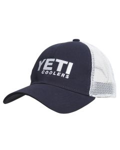 Yeti Coolers Navy Trucker Hat